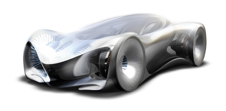 Mazda Souga, où l'art du transfert fumeux